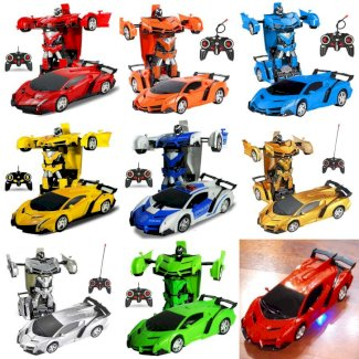 Auto RC Car Transformer Roboter Fernbedienung 8 Modelle - Gratisinserat.ch