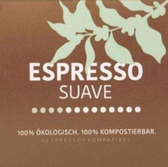 Kompostierbare Cafekapseln Nespresso kompatibel  - Gratisinserat.ch