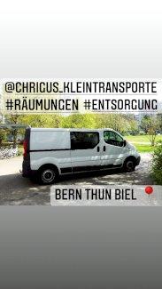 Räumungen Entsorgung Entrümpelung Kellerräumungen Bern Thun Biel - Gratisinserat.ch