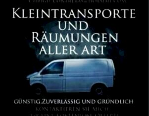 Warentaxi Möbeltaxi Transporttaxi Kleintransporte Bern Thun Biel Belp Interlaken