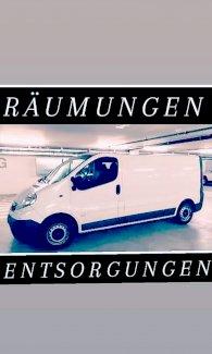 Räumungen Entsorgung Entrümpelung Kellerräumungen Bern Thun Biel Belp