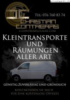 Kleintransporte Transporttaxi Möbeltaxi Warentaxi Bern Thun Biel Belp - Gratisinserat.ch