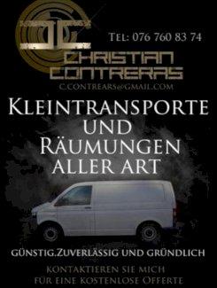 Kleintransporte Transporttaxi Möbeltaxi Warentaxi Möbeltaxi Bern Thun Biel Belp Interlaken - Gratisinserat.ch