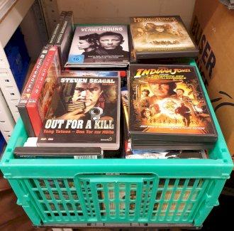DVDs gratis abzugeben - Gratisinserat.ch