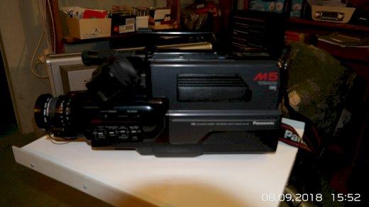 Videokamera Panasonic M5 - Gratisinserat.ch