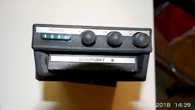 Auto 8 Spurkassettengerät  Mono