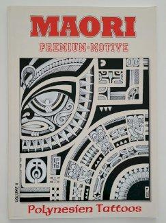 Buch «Maori – Polynesien Tattoos» Premium-Motive