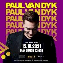 3 Tickets für das ausverkaufte Konzert von Paul van Dyk