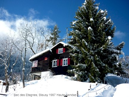 Walliser Alpen, Chalet in Haute-Nendaz frei   - Gratisinserat.ch