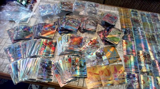 Pokemon 200 Pokémon Leuchtkarten