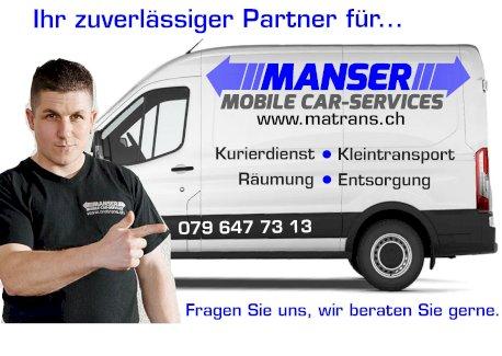 Räumen , Entsorgen , Entrümpeln , Transporte  ( Ganze Schweiz ) - Gratisinserat.ch