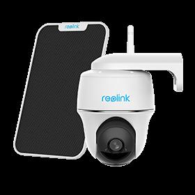 Reolink Camera mit Solarpanel