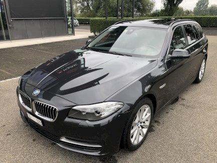 BMW 530d xDrive Touring, 4x4, Diesel, Kombi, F11 - Gratisinserat.ch