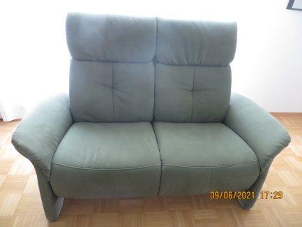 zweier Sofa von Himolla - Gratisinserat.ch