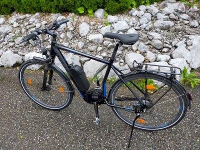 E Bike HAIBIKE eQ TREKKING SL zu Verkaufen