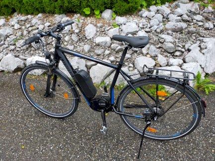 E Bike HAIBIKE eQ TREKKING SL zu Verkaufen - Gratisinserat.ch