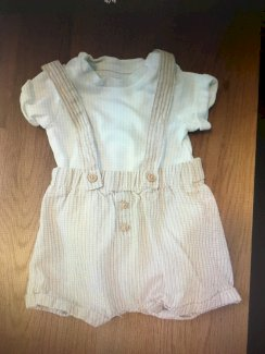 Süsses Sommer Baby Outfit Gr.62 - Gratisinserat.ch