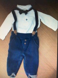 Süsses 3teiliges Baby Outfit Gr.68 - Gratisinserat.ch