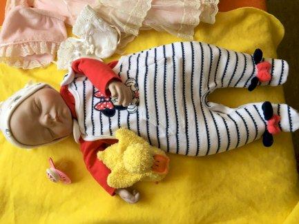Nina das süsse Porzellanbaby