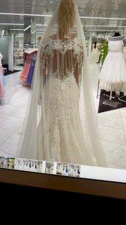 Neues Brautkleid 2021 zu verkaufen