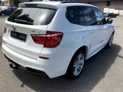 BMW X 3 x Drive20d Steptronic, 184 PS - Gratisinserat.ch