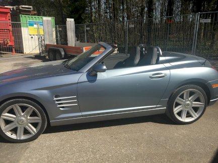 Schönes Cabriolet mit Mercedes Motor 3,2 V-6 - Gratisinserat.ch