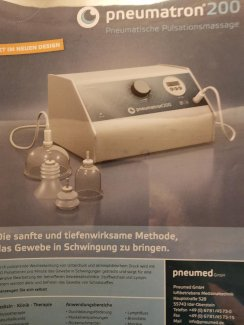 Pneumatron 200 Therapiegerät - Gratisinserat.ch
