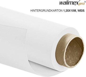 Walimex Hintergrundkarton 135cm x 10m