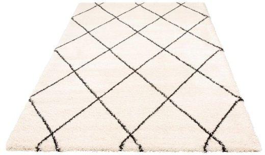 Leonique Hochflor-Teppich »Belle«, rechteckig, 35 mm Höhe