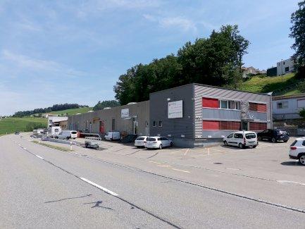 Lager/Gewerberäume in 9604 Lütisburg Flawilerstrasse 100 zu vermieten  - Gratisinserat.ch