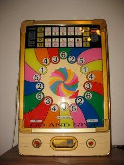 Spielautomat Go and stop ca 1960 - Gratisinserat.ch