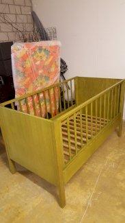 Kinderbett 70 x 140 cm - Gratisinserat.ch