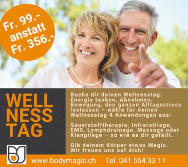 Wellness Tag - Gratisinserat.ch