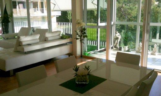 5.5-Zimmer Wohnung mit grosser Terrasse und zwei Wintergarten - Gratisinserat.ch