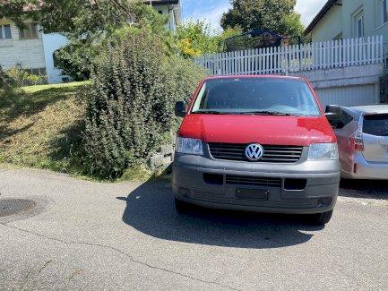 VW T5 - Gratisinserat.ch