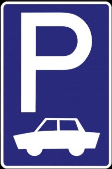 Parkplatz in Bellikon