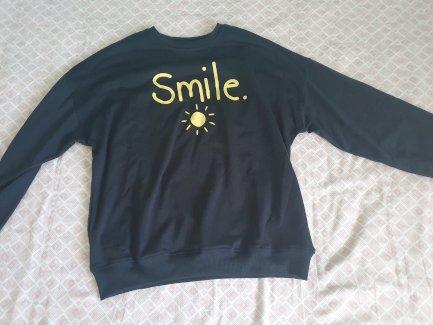 "Pullover \""Smile\"" - Gratisinserat.ch"