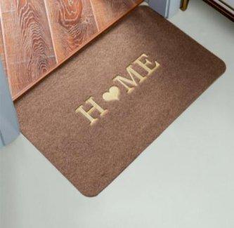 Bodenmatte mit Buchstaben Stickereien - Gratisinserat.ch