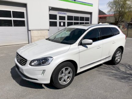 VOLVO XC60 D5 AWD Summum Executive Geartronic mit 220 PS / Jg. 2017 - Gratisinserat.ch