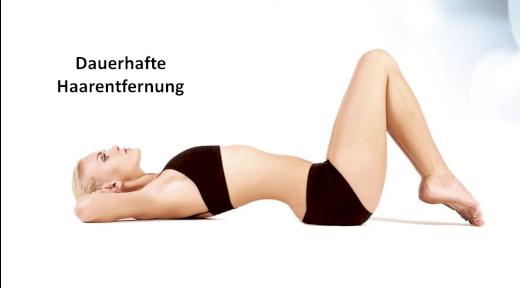 Dauerhafte Haarentfernung mit Diodenlaser Aktion 50% Rabatt - Gratisinserat.ch