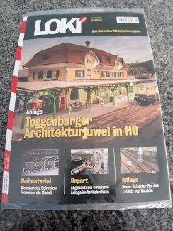LOKI - Modelbahnzeitschrift - Gratisinserat.ch