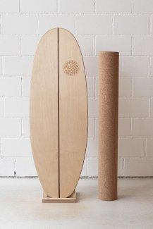 Balance Board THE SURFER inkl. Korkrolle - Gratisinserat.ch