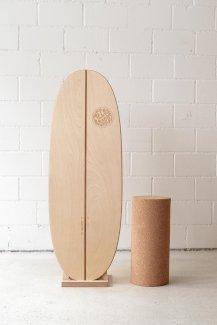 Balance Board THE TWIN-TIPPER inkl. Korkrolle - Gratisinserat.ch