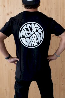 Classic T-Shirt, Men, Schwarz, Grösse S-XL von MECOS BOARDS - Gratisinserat.ch