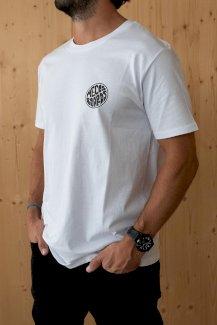 Classic T-Shirt, Men, Weiss, Grösse S-XL von MECOS BOARDS - Gratisinserat.ch