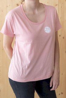 Classic T-Shirt, Women, Canyon Pink, Grösse S-L von MECOS BOARDS - Gratisinserat.ch
