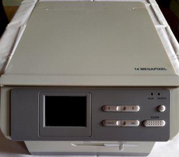 Film & Photo Scanner Pro-Idee PS989 - Gratisinserat.ch