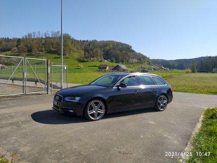 Audi A4 2.0 TDI  177Ps  Multitronic - Gratisinserat.ch