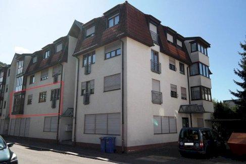 Büro und/od Lagerräume in Lörrach City zur Pacht/Miete