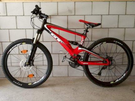 Zu verkaufen Mountain-Bike GT-Marathon Expert, Carbon Gr. S, 780.- - Gratisinserat.ch